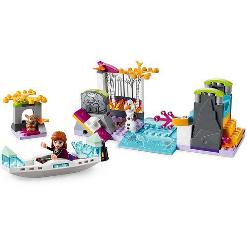 LEGO Disney 41165 Anna's kano-expeditie
