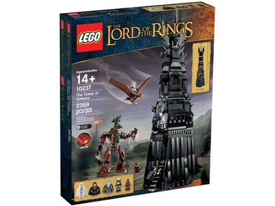 LEGO Lord of the Rings 10237 The Tower of Orthanc
