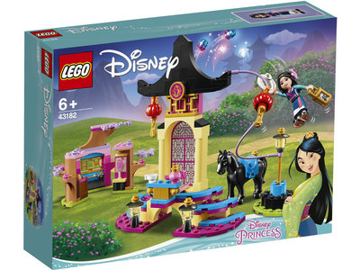 LEGO Disney 43182 Mulan's trainingsplaats