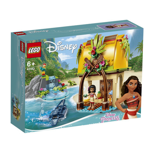 LEGO Disney 43183 Vaiana's eilandhuis