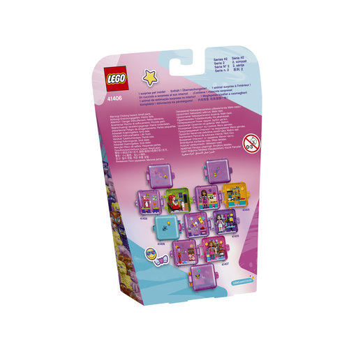 LEGO Friends 41406 Stephanie's winkelspeelkubus