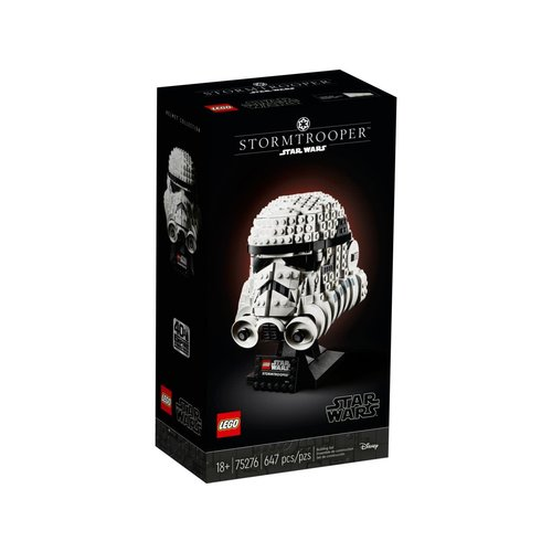 LEGO Star Wars 75276 Stormtrooper helm