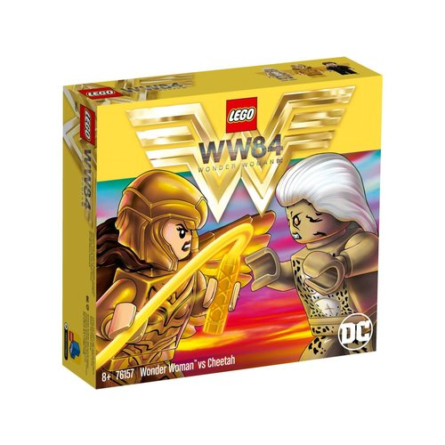 LEGO Super Heroes 76157 Wonder Woman vs. Cheetah