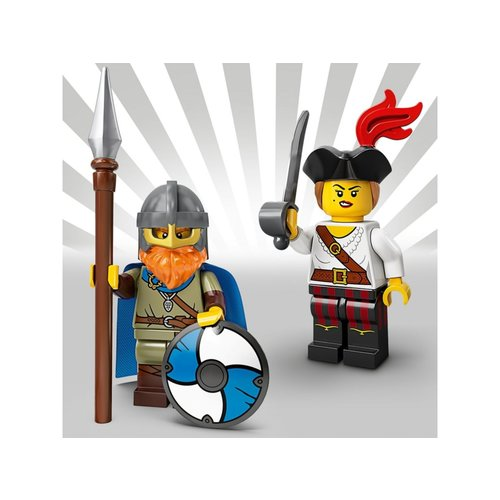 LEGO Minifiguren 71027 Serie 20 Doos 60st
