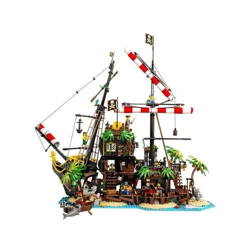 LEGO Ideas 21322 Piraten van Barracuda Baai
