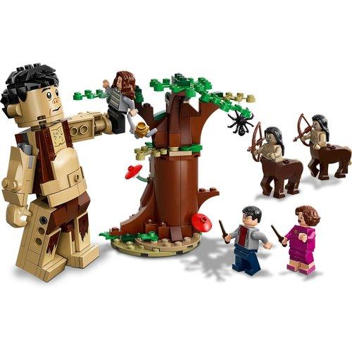 LEGO Harry Potter 75967 Het Verboden Bos: Omber's ontmoeting met Groemp