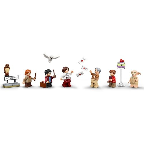 LEGO Harry Potter 75968 Ligusterlaan 4