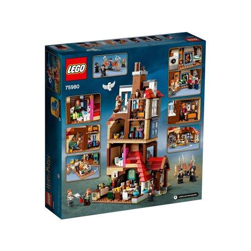 LEGO Harry Potter 75980 Aanval op het Nest