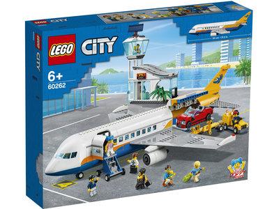 LEGO City 60262 Passagiersvliegtuig