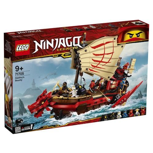 LEGO Ninjago 71705 Destiny's Bounty