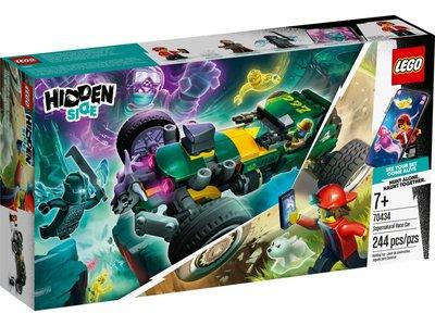 LEGO Hidden Side 70434 Bovennatuurlijke racewagen