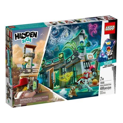 LEGO Hidden Side 70435 Newbury verlaten gevangenis