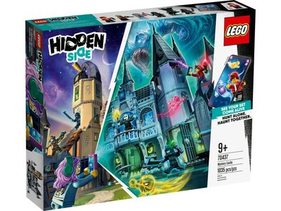 LEGO Hidden Side 70437 Mysterieus kasteel
