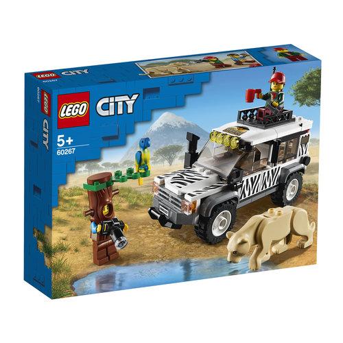 LEGO City 60267 Safari SUV