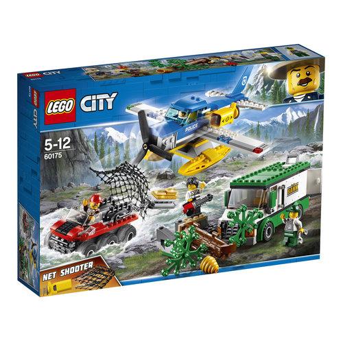 LEGO City 60175 Bergrivieroverval