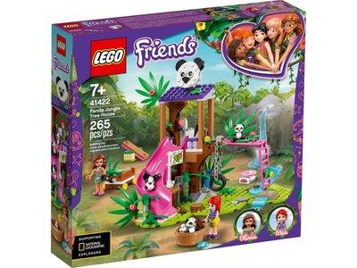 LEGO Friends 41422 Panda jungle boomhut