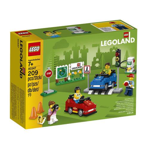 LEGO Exclusive 40347 LEGOLAND Rijschool