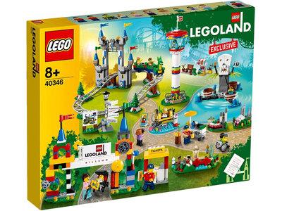 LEGO Exclusive 40346 LEGOLAND Park