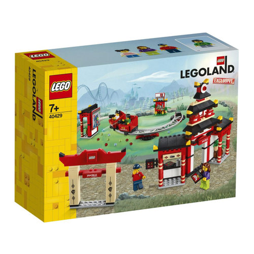 LEGO Exclusive 40429 LEGOLAND Ninjago World