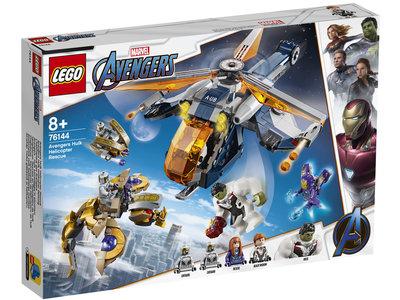 LEGO Super Heroes 76144 Avengers Hulk helikopterredding