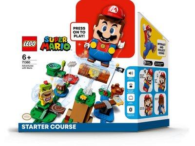 LEGO Super Mario 71360 Avonturen met Mario startset