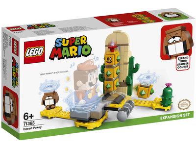 LEGO Super Mario 71363 Uitbreidingsset: Desert Pokey