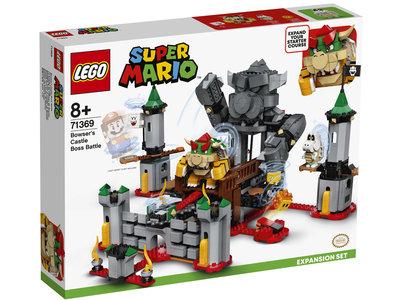 LEGO Super Mario 71369 Uitbreidingsset: Eindbaasgevecht op Bowsers kasteel
