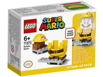 LEGO Super Mario 71373 Power-uppakket: Bouw-Mario