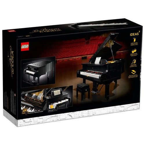 LEGO Ideas 21323 Vleugelpiano