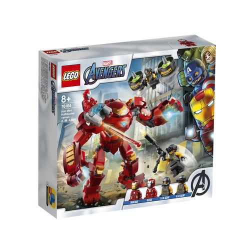 LEGO Super Heroes Marvel 76164 Iron Man Hulkbuster versus A.I.M. Agent