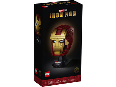 LEGO Super Heroes Marvel 76165 Iron Man helm