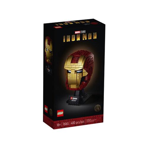 LEGO Super Heroes Marvel 76165 Iron Man helm