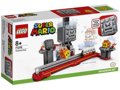 LEGO Super Mario 71376 Uitbreidingsset: De val van Thwomp