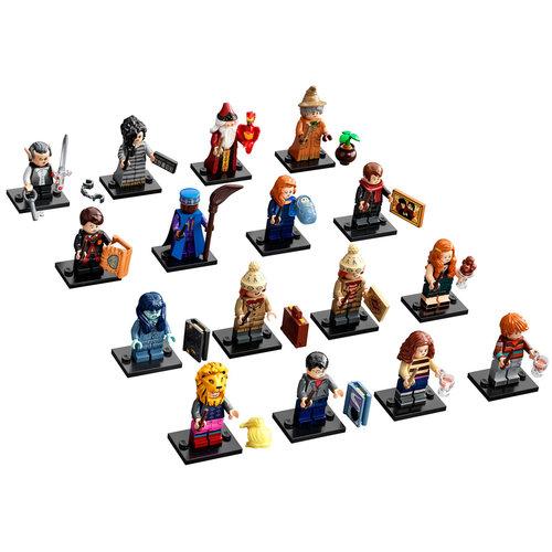 LEGO Minifiguren 71028 Harry Potter Serie 2 Doos 60st
