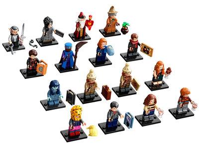 LEGO Minifiguren 71028 Harry Potter Serie 2 Complete Serie