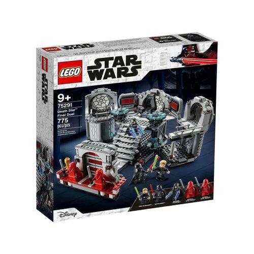 LEGO Star Wars 75291 Death Star Beslissend Duel