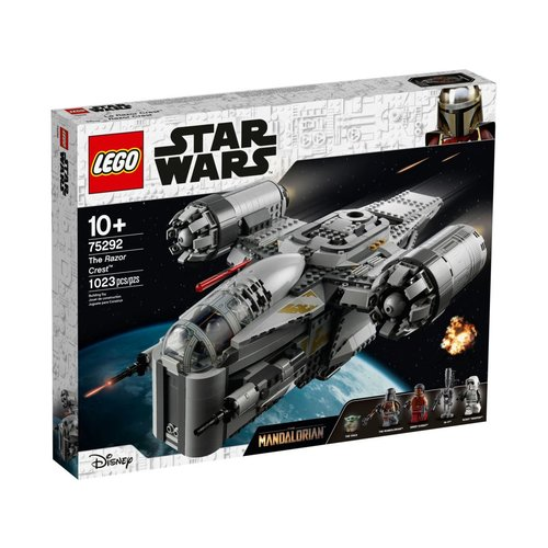 LEGO Star Wars 75292 The Mandalorian™ Premiejagertransport