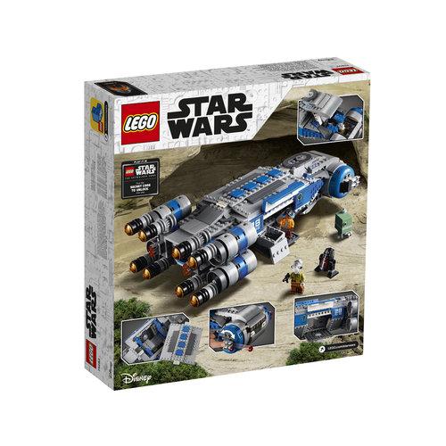 LEGO Star Wars 75293 Resistance I-TS Transport