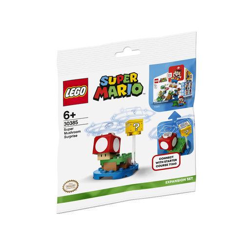 LEGO Super Mario 30385 Super Mushroom Surprise Expansion Set