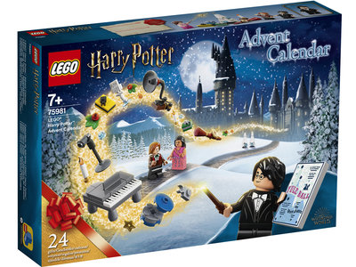 LEGO Harry Potter 75981 Adventkalender 2020