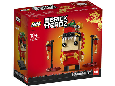 LEGO Brickheadz 40354 Drakendanser
