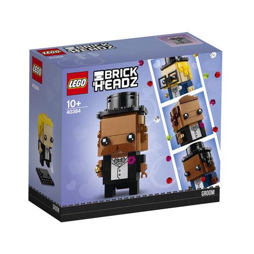 LEGO Brickheadz 40384 Bruidegom