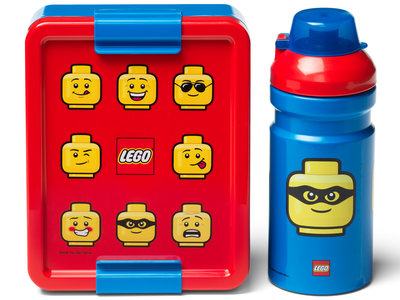 LEGO Lunchset Iconic