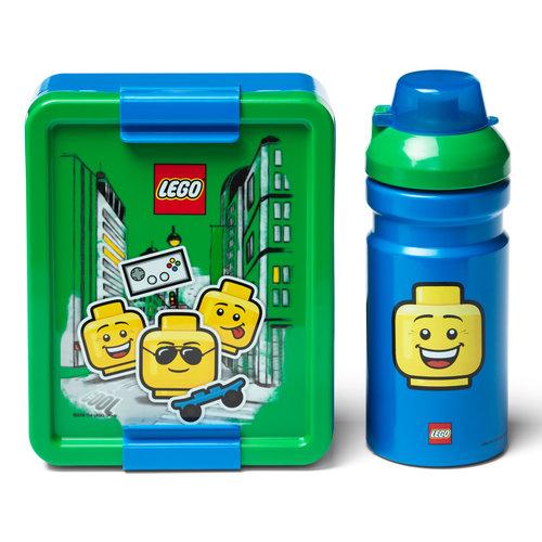 LEGO Lunchset Iconic boy