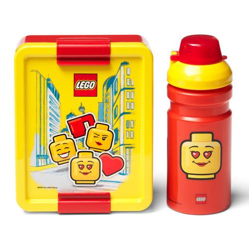 LEGO Lunchset  Iconic girl