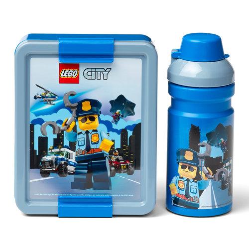 LEGO Lunchset City Politie