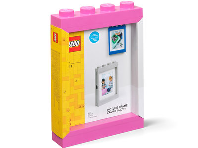LEGO Fotolijst - Roze