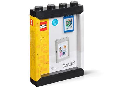 LEGO Fotolijst - Zwart