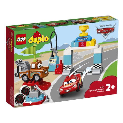LEGO DUPLO 10924 Bliksem McQueen's racedag