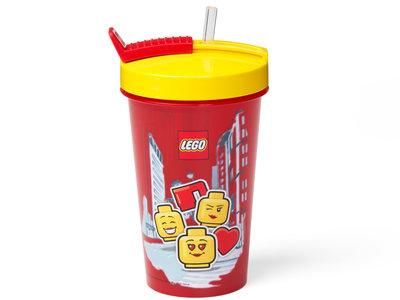 LEGO Drinkbeker Iconic Girl 500 ml